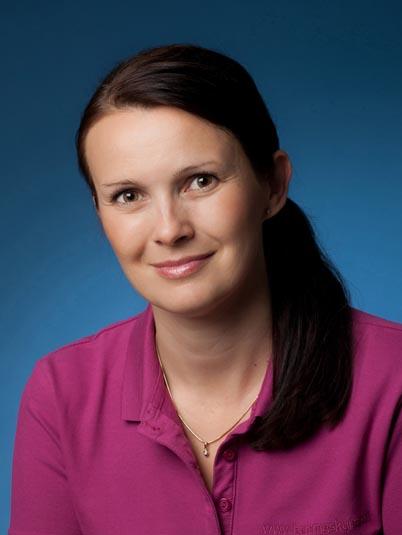 Hammaslääkäri Kirsi Selovuo